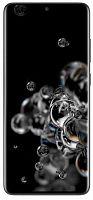 "Смартфон Samsung SM-G988B Galaxy S20 Ultra 128Gb 12Gb черный моноблок 3G 4G 2Sim 6.9"" 1440x3200 Android 10 108Mpix 802.11 a/b/g/n/ac NFC GPS GSM900/1800 GSM1900 Ptotect MP3 microSD max1024Gb"