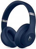 Гарнитура мониторные Beats Studio3 синий беспроводные bluetooth (оголовье)