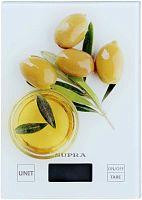 Весы кухонные электронные Supra BSS-4203N макс.вес:5кг рисунок