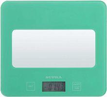 Весы кухонные электронные Supra BSS-4201N макс.вес:5кг зеленый