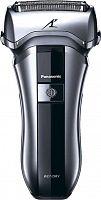 Бритва сетчатая Panasonic ES-CT21-S820 реж.эл.:3 питан.:аккум. серебристый/черный