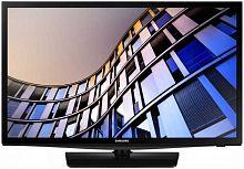 "Телевизор LED Samsung 28"" UE28N4500AUXRU 4 черный/HD READY/DVB-T2/DVB-C/DVB-S2/USB/WiFi/Smart TV (RUS)"