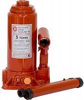 Домкрат Калибр БД-05 бутылочный гидравлический красный (517005)