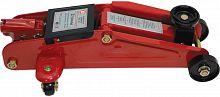 Домкрат Калибр ПД-02 подкатной гидравлический красный (517022)