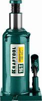 Домкрат Kraftool Kraft-Lift 43462-16_z01 бутылочный гидравлический зеленый