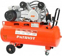 Компрессор поршневой Patriot PTR 80-450A масляный 450л/мин 80л 2200Вт оранжевый