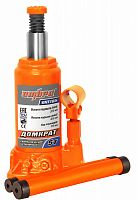 Домкрат Ombra OHT105 бутылочный гидравлический оранжевый (55411)