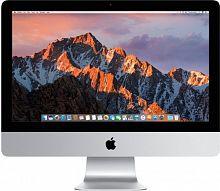 "Моноблок Apple iMac MRT42RU/A 21.5"" 4K i5 8500 (3.0)/8Gb/1Tb/Pro 560X 4Gb/CR/Mac OS/GbitEth/WiFi/BT/клавиатура/мышь/Cam/серебристый/черный 4096x2304"