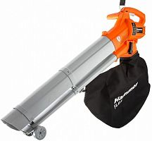 Воздуходувка Hammer VZD2000P 2000Вт пит.:от сети красный/черный