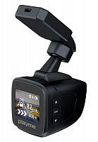 Видеорегистратор Playme KVANT черный 2Mpix 1080x1920 1080p 140гр. GPS MSC8336