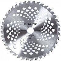 Сменный нож для садовых триммеров Patriot TBS-40 Promo L=230мм (809115226)