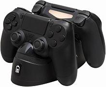 Зарядная станция HyperX ChargePlay Duo PS4 черный для: PlayStation 4 (HX-CPDU-C)