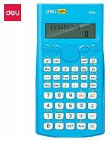 Калькулятор научный Deli E1710A/BLU синий 10+2-разр.
