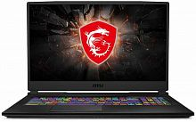 "Ноутбук MSI GL75 Leopard 10SDK-202RU Core i7 10750H/16Gb/SSD512Gb/nVidia GeForce GTX 1660 Ti 6Gb/17.3""/IPS/FHD (1920x1080)/Windows 10/black/WiFi/BT/Cam"