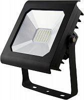 Прожектор уличный Эра LPR-30-6500К-М SMD PRO светодиодный 30Вт корп.мет.черный (Б0028656)