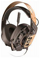 Наушники с микрофоном Plantronics RIG 500 PRO черный/золотистый 1.3м мониторные оголовье (211223-05)