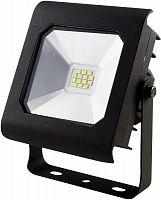 Прожектор уличный Эра Pro LPR-10-2700К-М SMD светодиодный 10Вт корп.мет.черный (Б0028648)