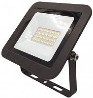 Прожектор уличный Эра Pro LPR-061-0-65K-030 светодиодный 30Вт корп.мет.черный (Б0043590)