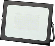 Прожектор уличный Эра Eco Slim LPR-021-0-65K-050 светодиодный 50Вт корп.алюм.черный (Б0043564)