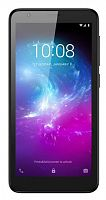 "Смартфон ZTE Blade L8 32Gb 1Gb черный моноблок 3G 2Sim 5"" 480x960 Android 9 8Mpix 802.11 b/g/n GPS GSM900/1800 GSM1900 MP3 FM microSD max128Gb"