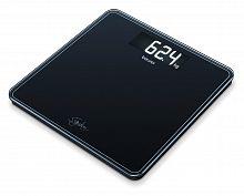 Весы напольные электронные Beurer GS400 Signature Line макс.200кг черный