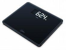 Весы напольные электронные Beurer GS410 Signature Line макс.200кг черный