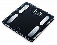 Весы напольные электронные Beurer BF400 Signature Line макс.200кг черный