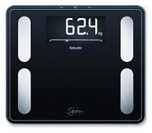 Весы напольные электронные Beurer BF410 Signature Line макс.200кг черный