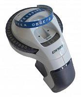 Термопринтер Dymo Omega Кириллица (для печ.накл.) переносной светло-серый/белый