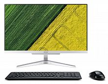 "Моноблок Acer Aspire C22-320 21.5"" Full HD A9 9425 (3.1)/4Gb/1Tb 5.4k/R5/CR/Endless/GbitEth/WiFi/BT/65W/клавиатура/мышь/серебристый 1920x1080"