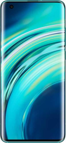 "Смартфон Xiaomi Mi 10 256Gb 8Gb зеленый моноблок 3G 4G 1Sim 6.67"" 1080x2340 Android 10 108Mpix 802.11 a/b/g/n/ac/ax NFC GPS GSM900/1800 GSM1900 MP3 A-GPS"