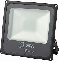 Прожектор уличный Эра LPR-30-4000К-М SMD светодиодный 30Вт корп.мет.черный (Б0019826)
