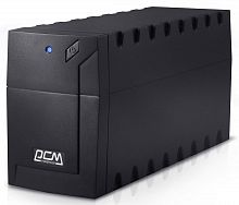 Источник бесперебойного питания Powercom RPT-1000AP EURO USB 600Вт 1000ВА