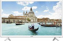 """Телевизор LED BBK 32"""" 32LEX-7167/TS2C белый/HD READY/50Hz/DVB-T2/DVB-C/DVB-S2/USB/WiFi/Smart TV (RUS)"""