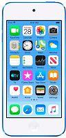"Плеер Flash Apple iPod Touch 7 256Gb голубой/4"""