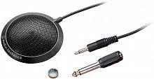 Микрофон проводной Audio-Tecnica ATR4697 1.5м черный