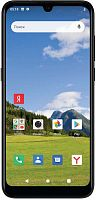 "Смартфон Philips S566 32Gb 3Gb черный моноблок 3G 4G 2Sim 6.08"" 720x1560 Android 10 12Mpix 802.11 b/g/n GPS GSM900/1800 GSM1900 TouchSc MP3 FM A-GPS microSD max128Gb"
