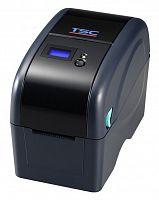 Термопринтер TSC TTP225 стационарный черный