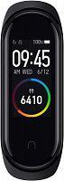 Фитнес-трекер Xiaomi Band 4 NFC MGW4059RU AMOLED корп.:черный рем.:черный (XMSH08HM)