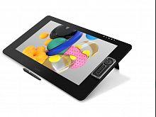 Графический планшет Wacom DTK-2420 USB черный