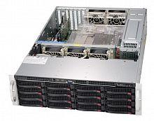 Платформа SuperMicro SSG-6039P-E1CR16L x16 LSI3008 10G 2P 2x1200W
