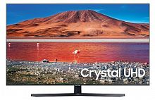 "Телевизор LED Samsung 50"" UE50TU7500UXRU 7 титан/Ultra HD/1000Hz/DVB-T/DVB-T2/DVB-C/DVB-S2/USB/WiFi/Smart TV (RUS)"