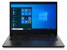 "Ноутбук Lenovo ThinkPad L14 G1 T Core i7 10510U/8Gb/SSD256Gb/Intel UHD Graphics/14""/IPS/FHD (1920x1080)/Windows 10 Professional 64/black/WiFi/BT/Cam"