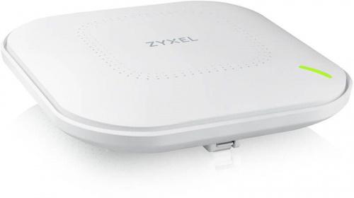 Точка доступа Zyxel NebulaFlex NWA110AX (NWA110AX-EU0102F) AX1800 10/100/1000BASE-TX белый (упак.:1шт) фото 2