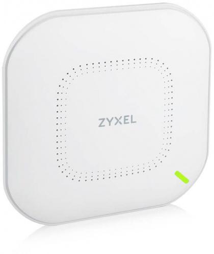 Точка доступа Zyxel NebulaFlex NWA110AX (NWA110AX-EU0102F) AX1800 10/100/1000BASE-TX белый (упак.:1шт) фото 6