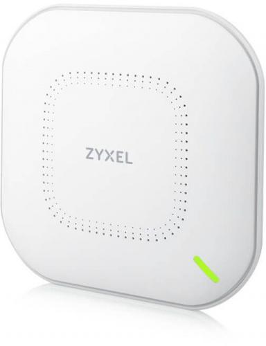 Точка доступа Zyxel NebulaFlex NWA110AX (NWA110AX-EU0102F) AX1800 10/100/1000BASE-TX белый (упак.:1шт) фото 7