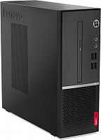 ПК Lenovo ThinkCentre V35s SFF Ath 3050U (2.3)/4Gb/SSD256Gb/RGr/DVDRW/CR/noOS/GbitEth/90W/клавиатура/мышь/черный