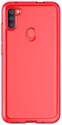 Чехол (клип-кейс) Samsung для Samsung Galaxy A11 araree A cover красный (GP-FPA115KDARR)