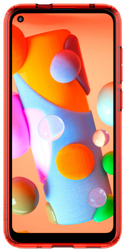Чехол (клип-кейс) Samsung для Samsung Galaxy A11 araree A cover красный (GP-FPA115KDARR) фото 2