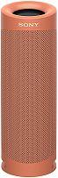 Колонка порт. Sony SRS-XB23 красный 2.0 BT (SRSXB23R.RU2)